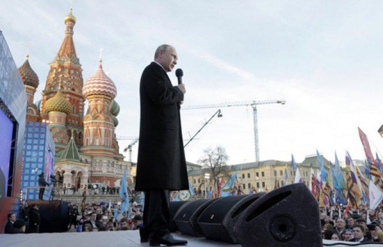 Путіну відступати нікуди: позаду Севастополь