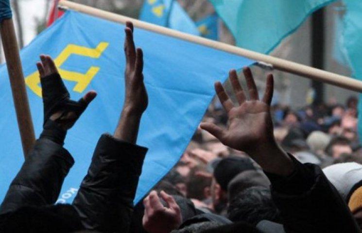 У Путина делают вид, что в Крыму татар просто нет