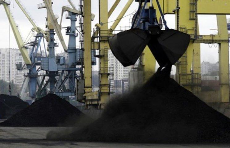 В феврале Украина снизила добычу угля на 60%
