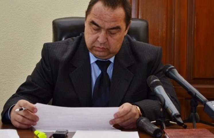 Главарь «ЛНР» решил, что Донбасс «будет жить отдельно» от Украины