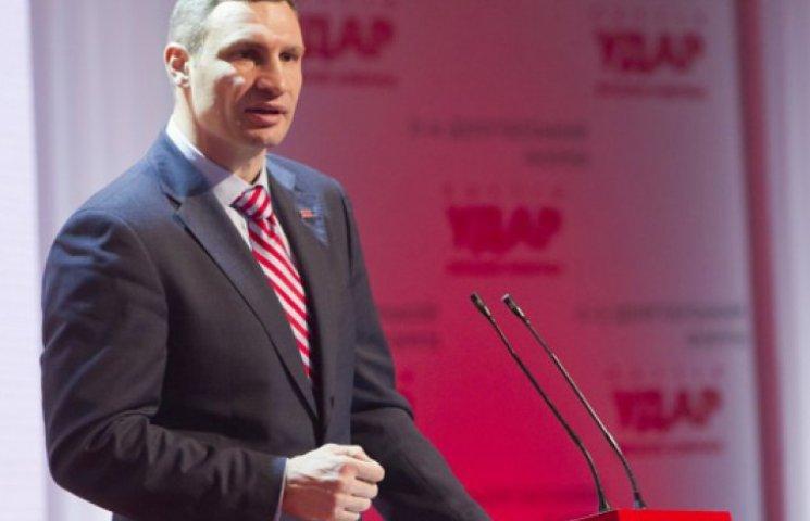 Штабом Кличко на місцевих виборах буде керувати «король» київських МАФів