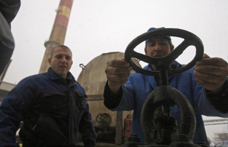 Киевсовет запретил отключать газ, свет и воду за долги