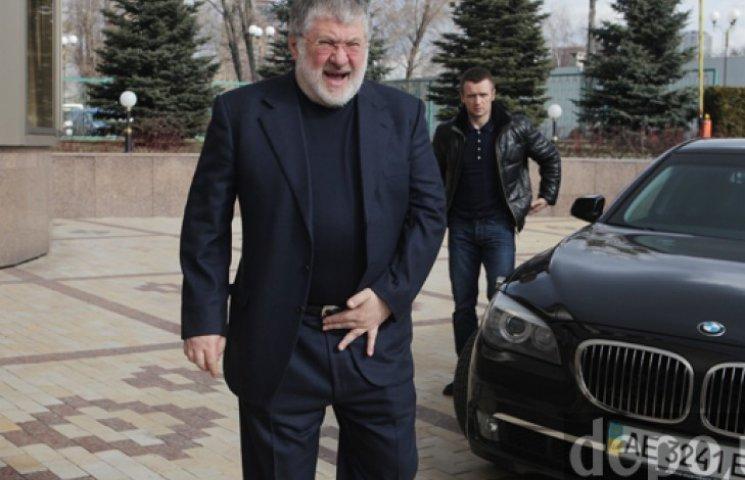 Рада приняла закон, отстраняющий Коломойского от управления «Укрнафтой»
