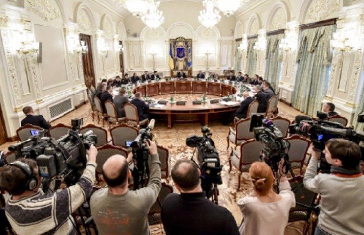 РНБО збереться на засідання, щоб поговорити про інформбезпеку