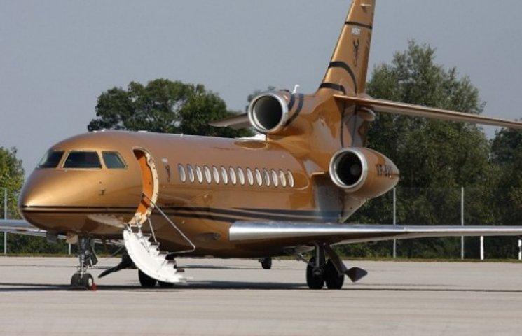 Ахметов прикупив собі супер-літак, як у Путіна
