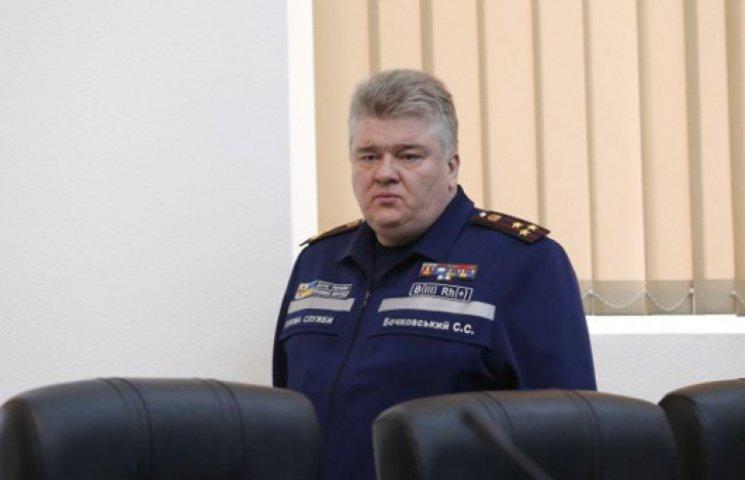 Головного рятувальника України та його заступника заарештували прямо на засіданні Кабміну