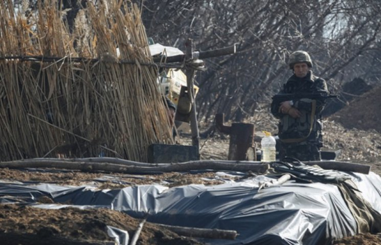 Карта АТО: бойовики гатять з важкої збро…
