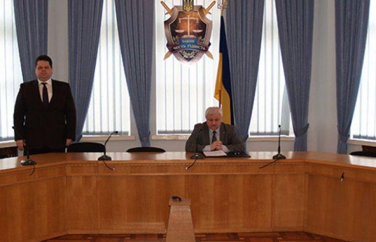 У військової прокуратури Південного регіону України новий керманич