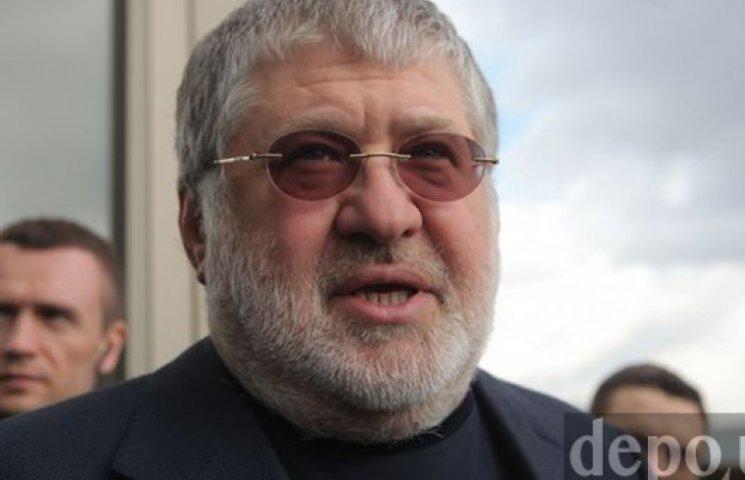 Останнє інтерв'ю Коломойського: Зараз настала епоха тільки одного олігарха