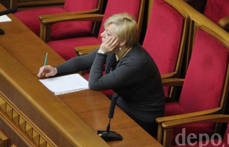 За рік Гонтарева заробила 26 млн грн