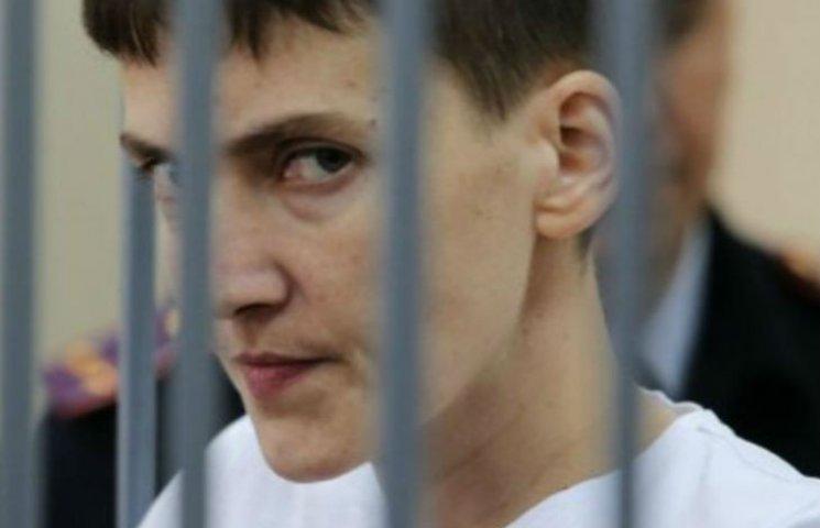 Російський суд присудив Савченко 22 роки колонії