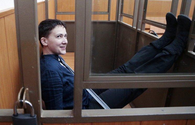 Відео дня: Савченко зустрічає вирок піснею, терористи підривають Брюссель, в Києві ховають Гонгадзе