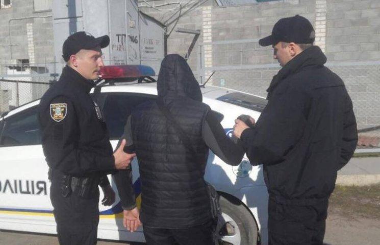 У Миколаєві чоловік розгулював по місту з наркотиками в кишені