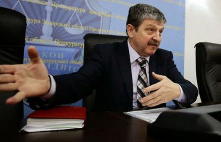 Запорізький прокурор офіційно приховує доходи своєї дружини
