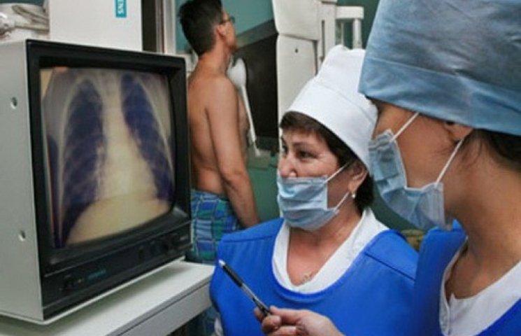 У Тернополі на головному майдані обстежуватимуть на туберкульоз