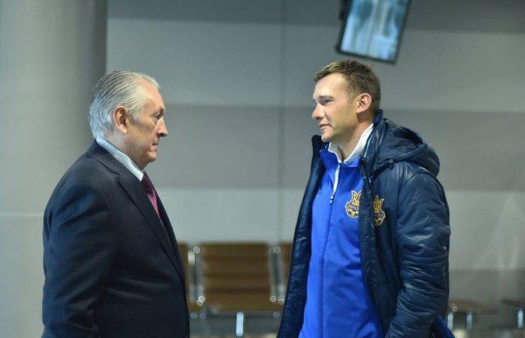 Як збірна України до Одеси на матч з Кіпром летіла