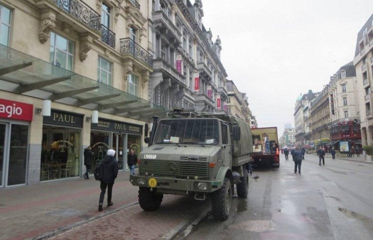 В Брюсселе открылось метро после терактов (ФОТОФАКТ)