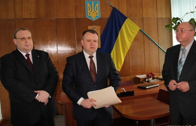 Коровій призначив керівника департаменту міжнародного співробітництва