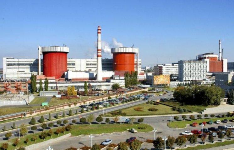 Южно-Українська АЕС зупинила всі енергоблоки на ремонт
