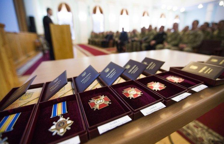 Президент нагородив комбата-танкіста 93-ї бригади