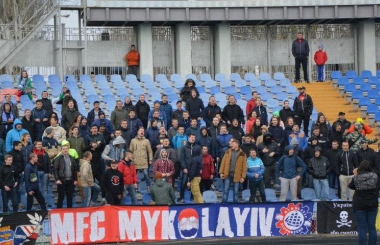У Миколаєві посилять заходи безпеки на стадіоні під час футбольних матчів