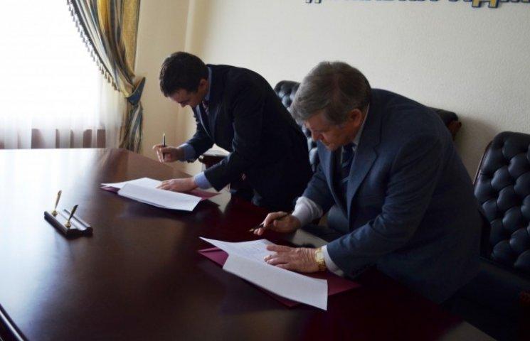 Миколаївська влада підписала угоду про співпрацю з національним університетом