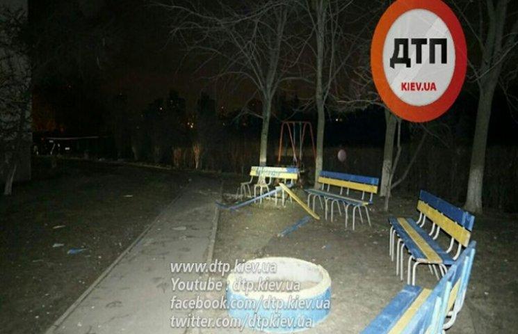 У Києві вночі прогримів потужний вибух