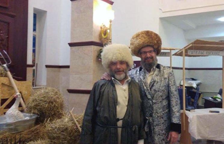 Євреї Запоріжжя святкують Пурім