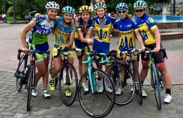 Миколаївська велогонщиця стала володаркою кубка України в багатоденній гонці
