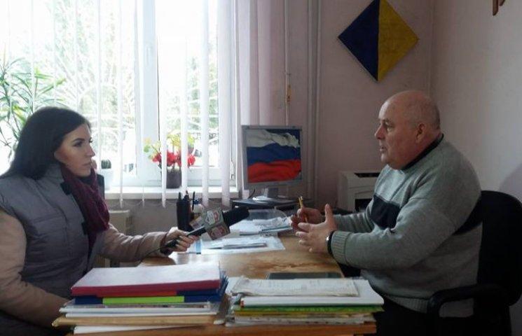 """Секретар сільради з Тернопільщини відхрестився від """"любові до Росії"""""""