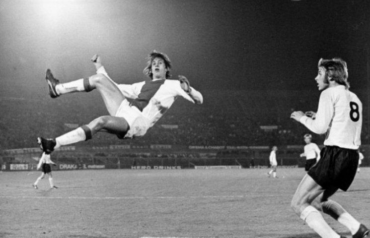 Пішов з життя легендарний футболіст Йохан Кройфф