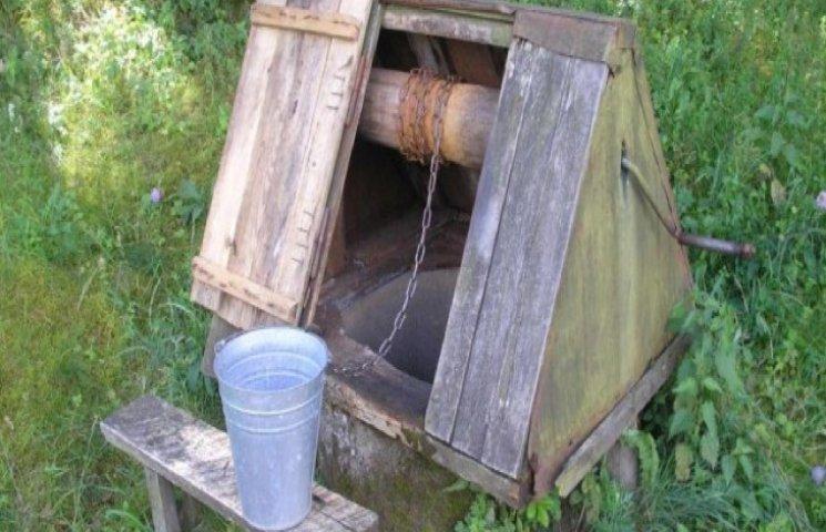 На Хмельниччині у сільських криницях вода буває тільки зранку