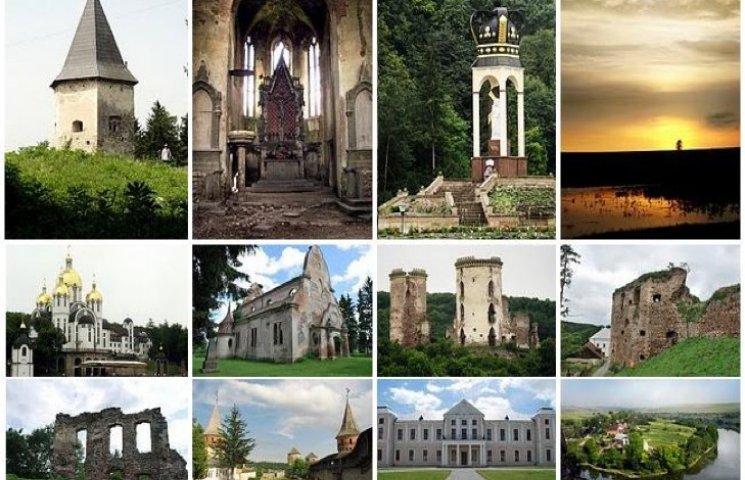 З квітня по жовтень на Тернопільщині святкуватимуть у всіх замках