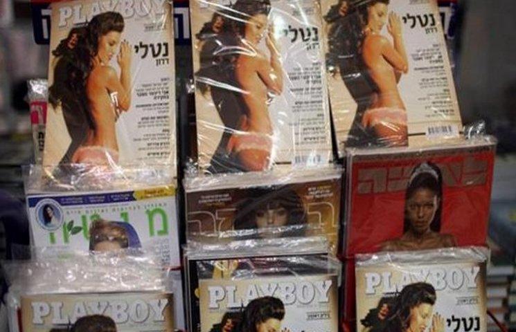 """Журнал Playboy піде """"з молотка"""" за півмільярда доларів"""