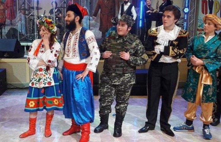 Євреї у Дніпропетровську відзначали Пурім в українських національних костюмах