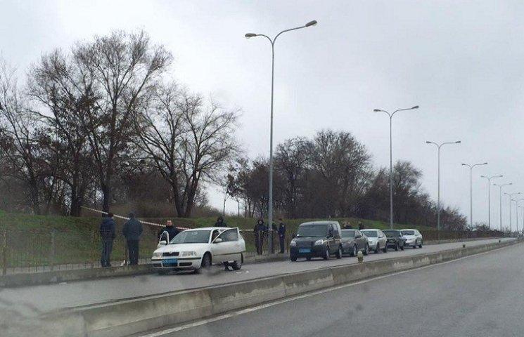 В Запорожье расстреляли экс-руководителя отдела по борьбе с экономическими преступлениями