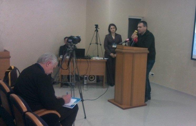 """""""В України сьогодні три війни"""", - учасник АТО на міжнародному форумі ветеранів"""