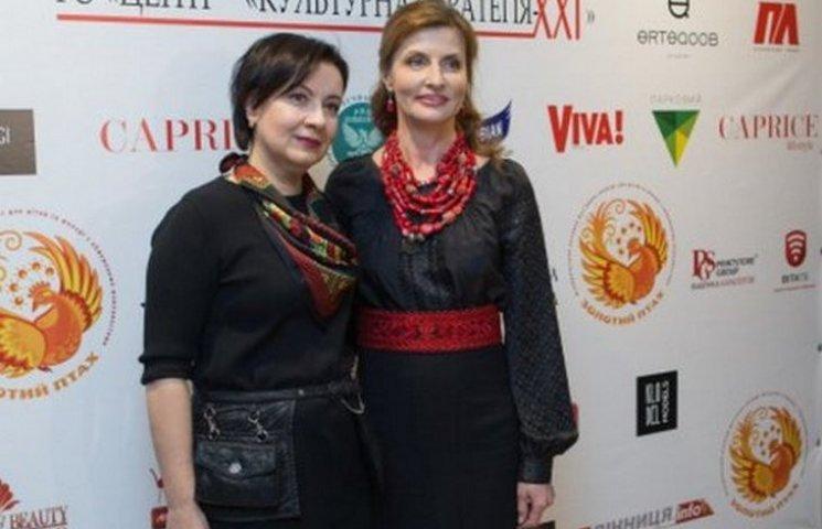 Перша леді країни відвідала показ вінницької дизайнерки