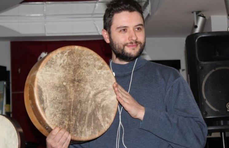 У Вінниці влаштували шаманський перфоманс
