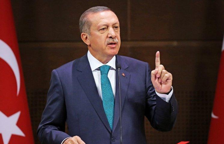 """Ердоган кує власну """"газову зброю"""""""
