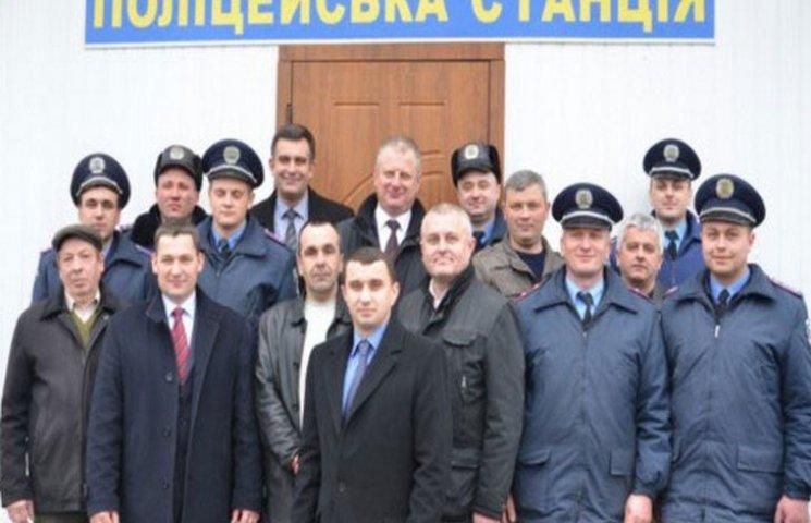 На Тернопільщині запустять ще 17 поліцейських станцій