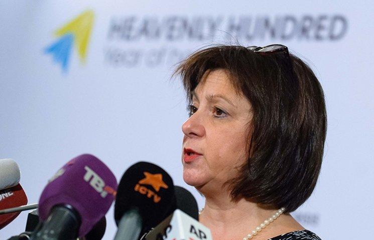"""Яценюк предлагает Яресько должность первого вице-премьера в """"перезагруженном"""" правительстве"""