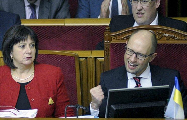 Для чего Яценюк продвигает Яресько в правительство Гройсмана