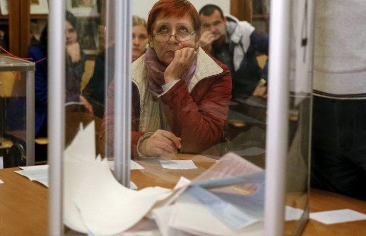 Криворізька ТВК оголосила результати виборів міського голови
