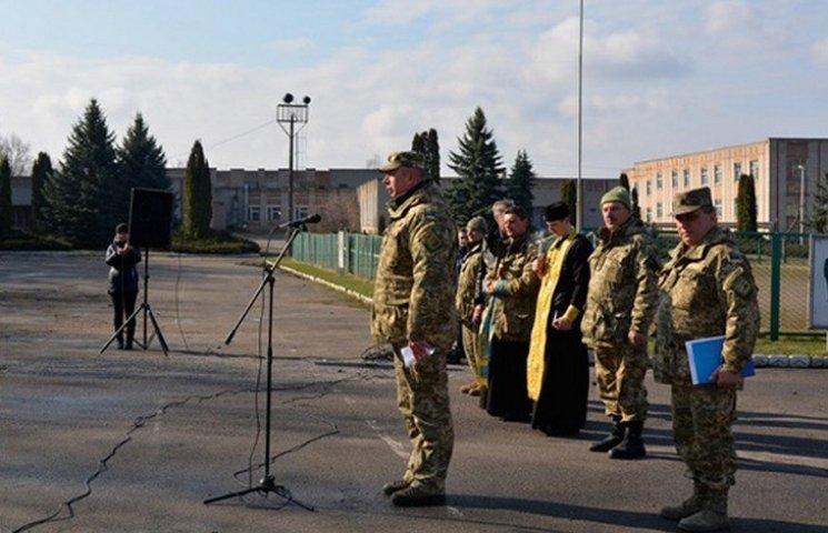 Стрілки вінницького батальйону тероборони розпочали навчання