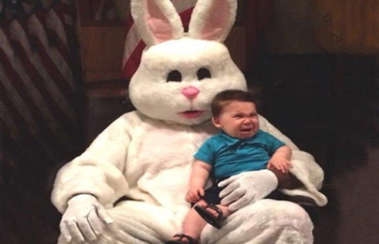 Великодні кролики, які перестрашать не лише дітей