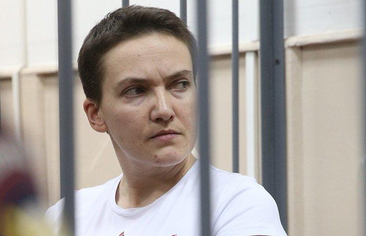 """РосСМИ: Савченко хотят обменять на россиян, которые """"сидят"""" в США"""