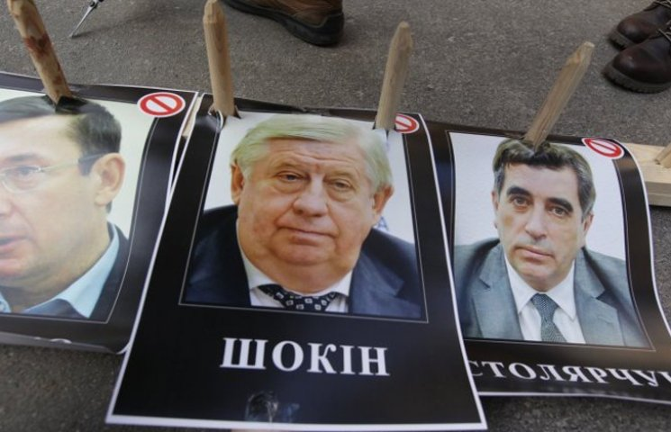 Видео дня: Увольнение Шокина и Сакварелидзе и предсмертное видео Грабовского