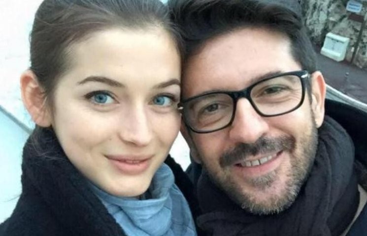 """Франківчанка, """"Міс Україна-2013"""" показала свого коханого-італійця"""