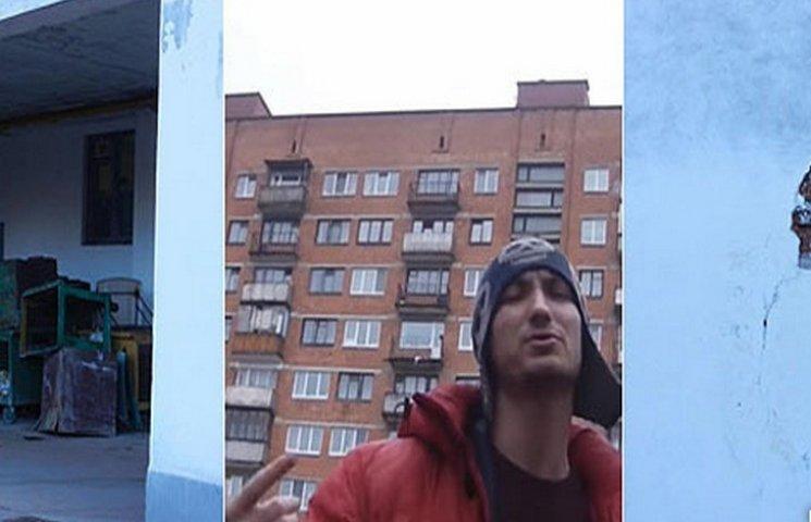 В Білорусії репер присвятив кліп недолугості ЖЕКів